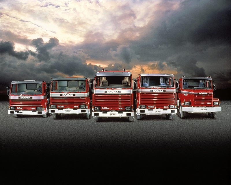 Scania împlinește 125 de ani