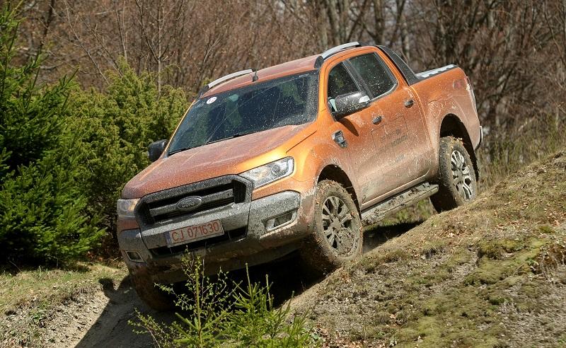 Ford Ranger – o nouă față
