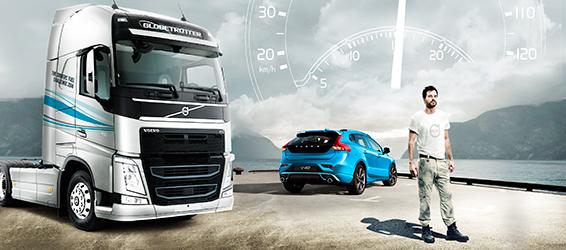 Competiție pentru șoferi – Volvo Trucks The Drivers' Fuel Challenge 2016
