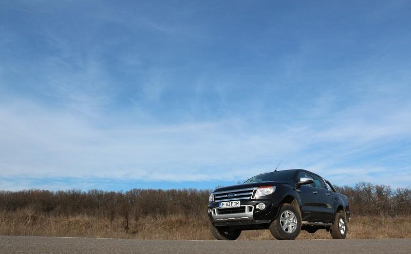 Ford Ranger -Încă modern