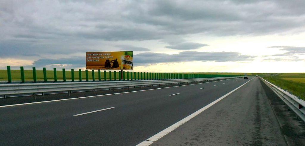 România adaugă teoretic în 2018 101 km noi reţelei de autostrăzi şi trece de bariera de 800 de km