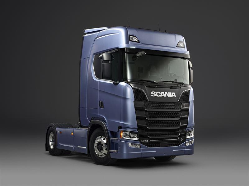 Scania Seria S este Camionul Anului 2017