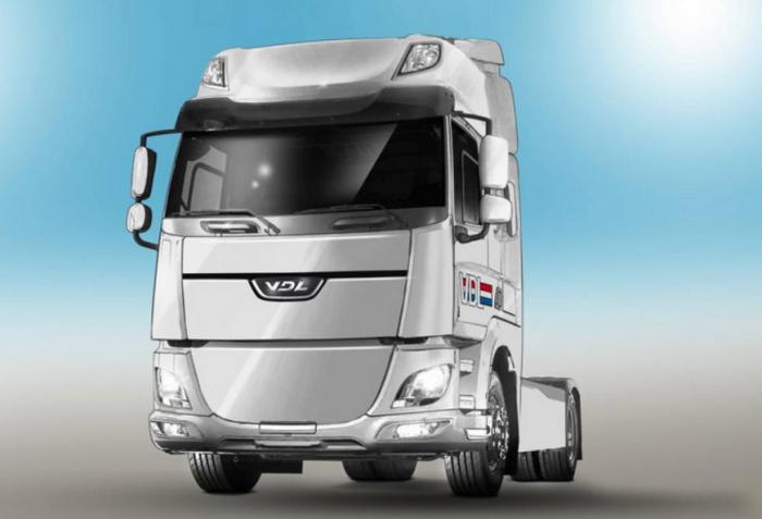 Firma olandeză VDL Groep va lansa pe piață un camion 100% electric