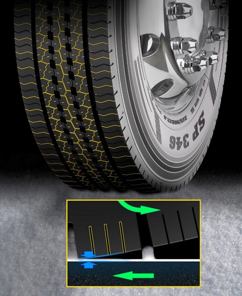 Dunlop pregătește camioanele pentru provocările iernii