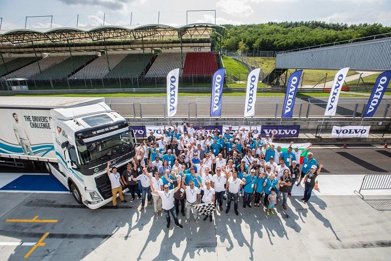 Câștigătorii finalei regionale The Drivers' Fuel Challenge 2016