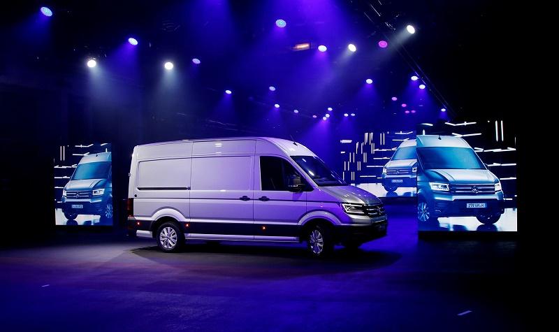 VW a prezentat oficial noul Crafter