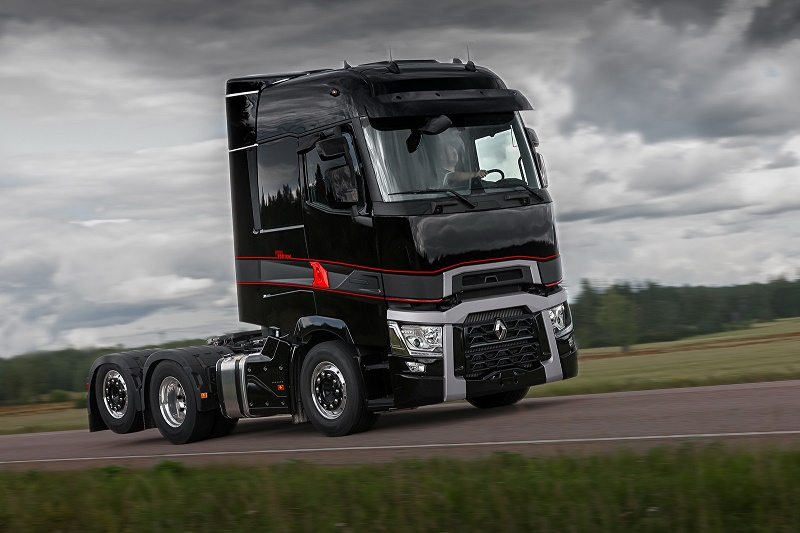 Renault Trucks T range a primit High Edition