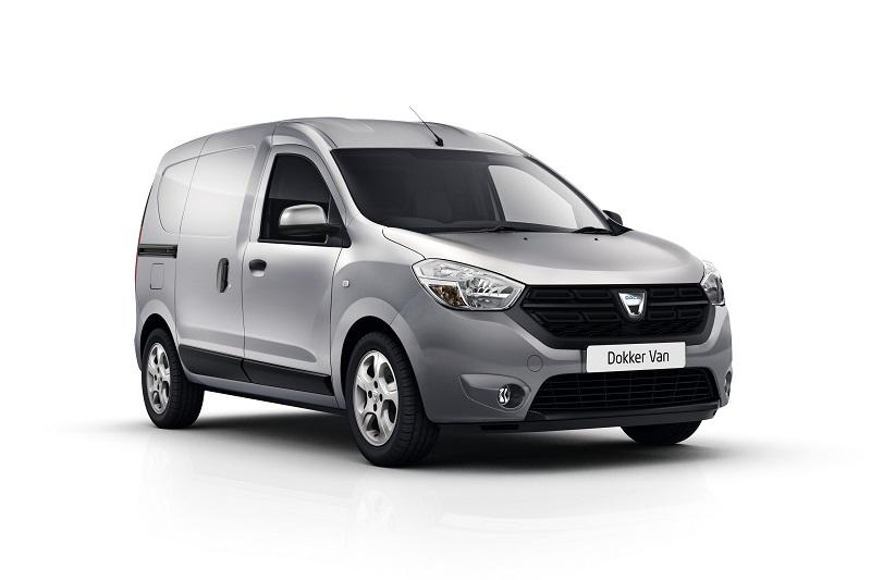 Dacia a prezentat noile modele Dokker, Dokker Van şi Lodgy