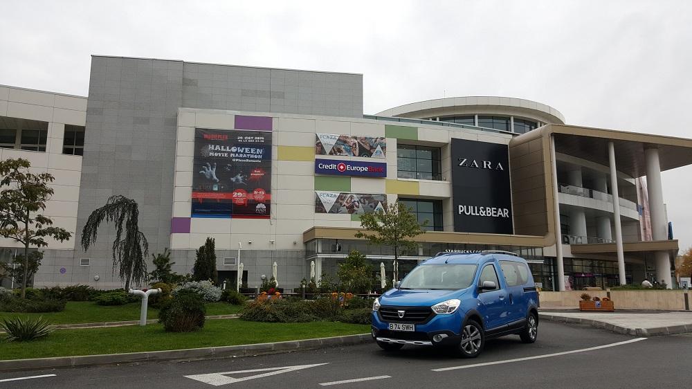 Dacia Dokker Stepway – multifuncționala