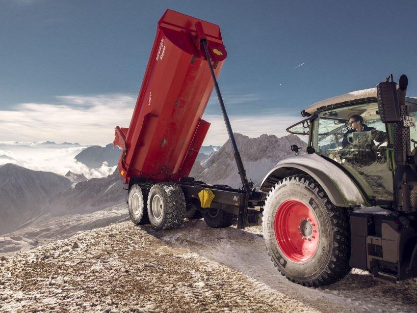 Nokian Heavy Tyres – patru noi dimensiuni pentru gama de anvelope de remorcă CT