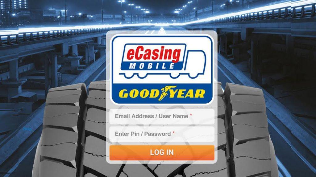 Goodyear prezintă aplicația eCasing Mobile pentru un management al reșapării îmbunătățit