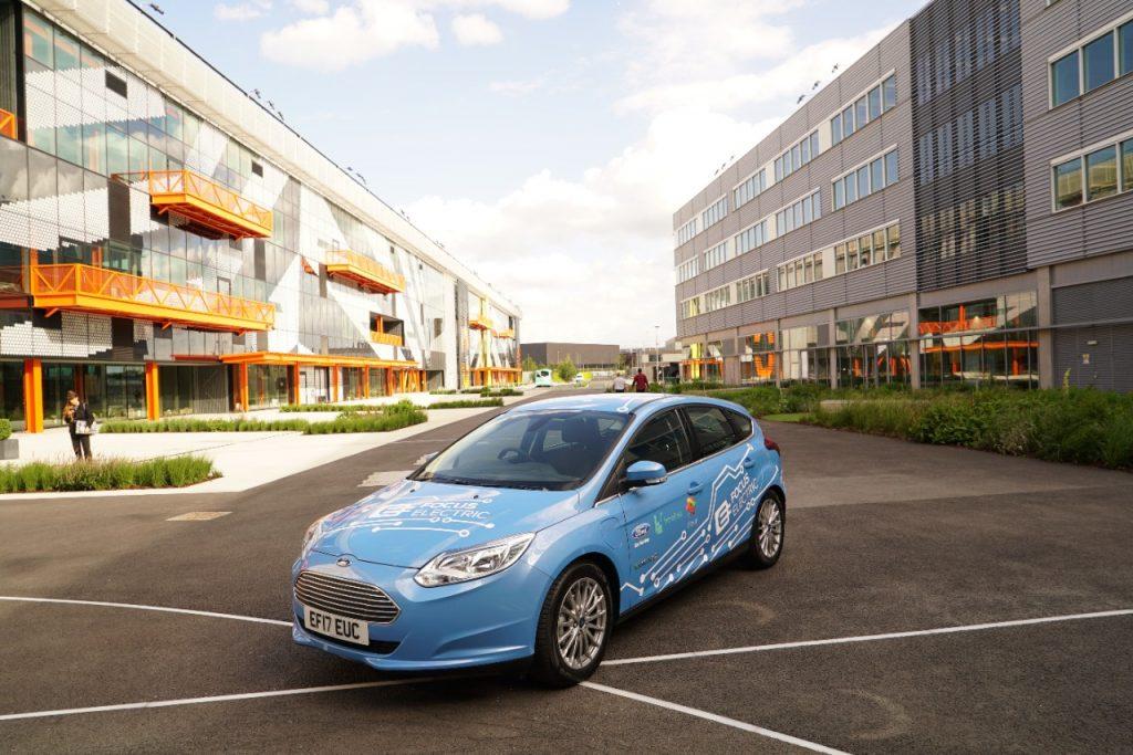 Ford deschide în Londra un Birou de Inovație dedicat Transportului Inteligent
