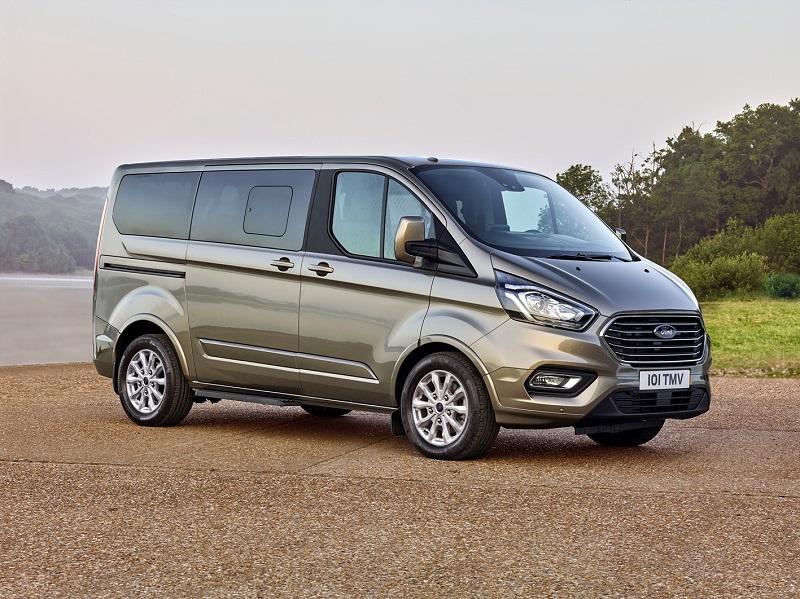 Ford a prezentat noul Tourneo Custom
