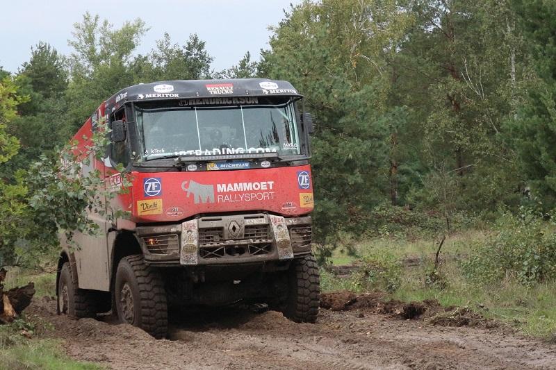 Aventură cu Renault Trucks și MKR Technology