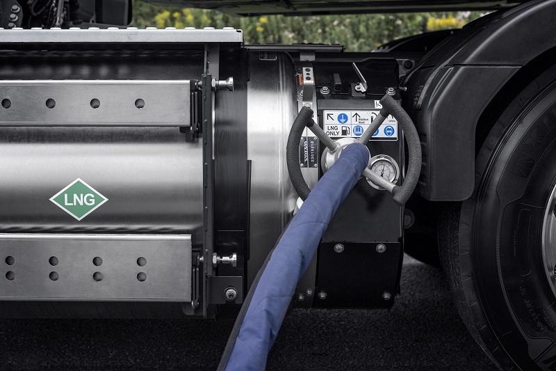 """Volvo Trucks: """"Gazul lichefiat este cea mai bună alternativă pentru mediu"""""""