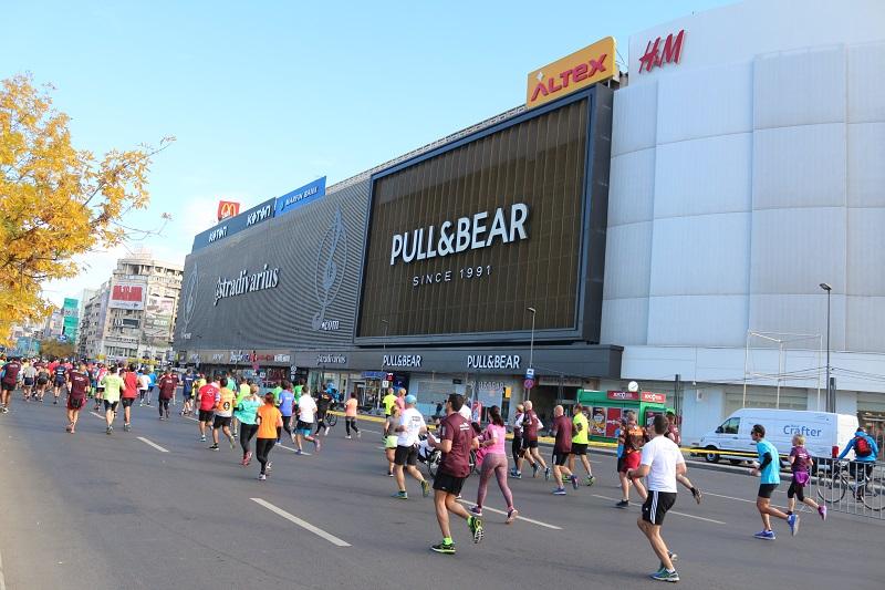 Cu VW Crafter la Maratonul București
