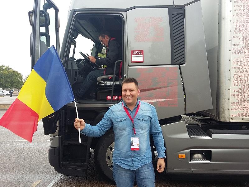 Echipa din România a câştigat locul al II-lea la Finala Internaţională Optifuel Challenge 2017