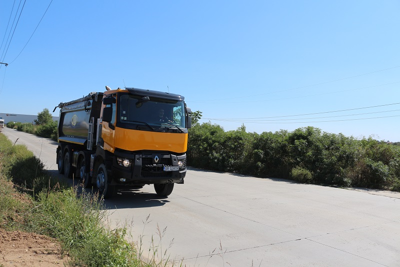 VIDEO – Test Renault Trucks K460