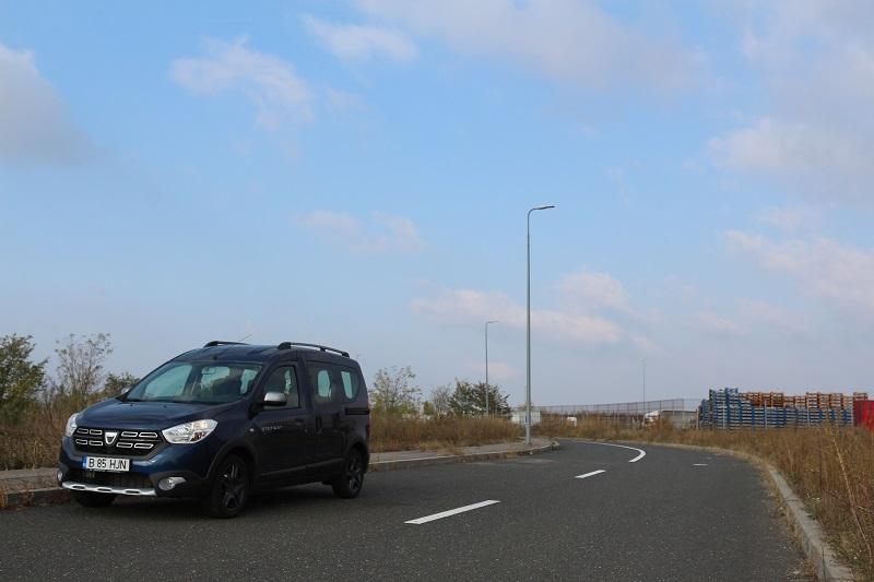 Dacia Dokker Stepway – facelift subtil
