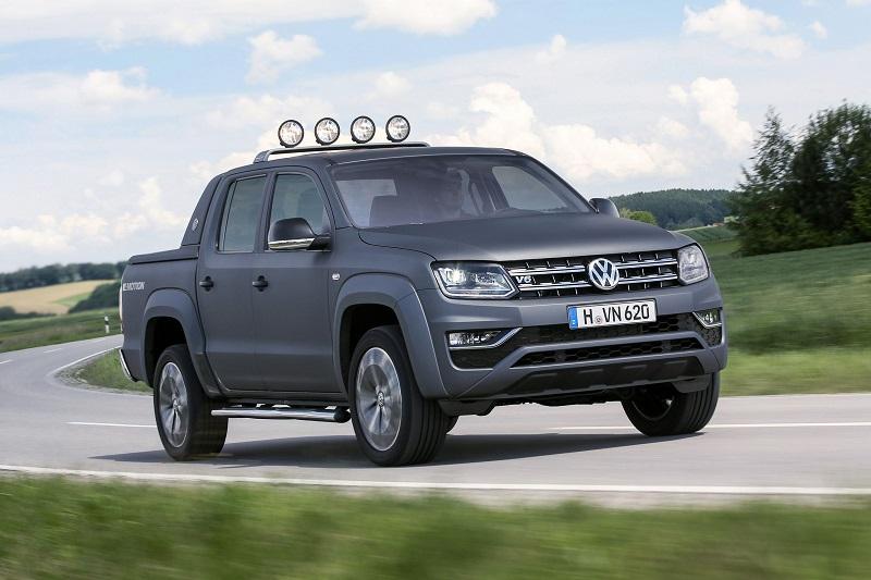 VW Amarok a primit premiul pickup-ul anului 2018