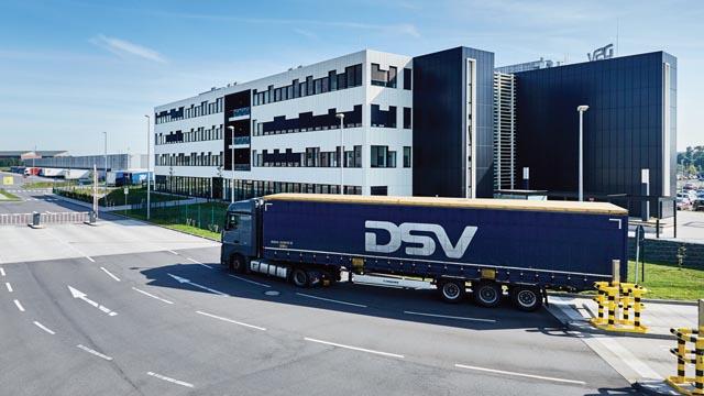 Investiție de 12 milioane de euro în circa 40.000 m² pentru grupul danez DSV