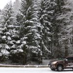 Nissan Navara – robustă și pe zăpadă