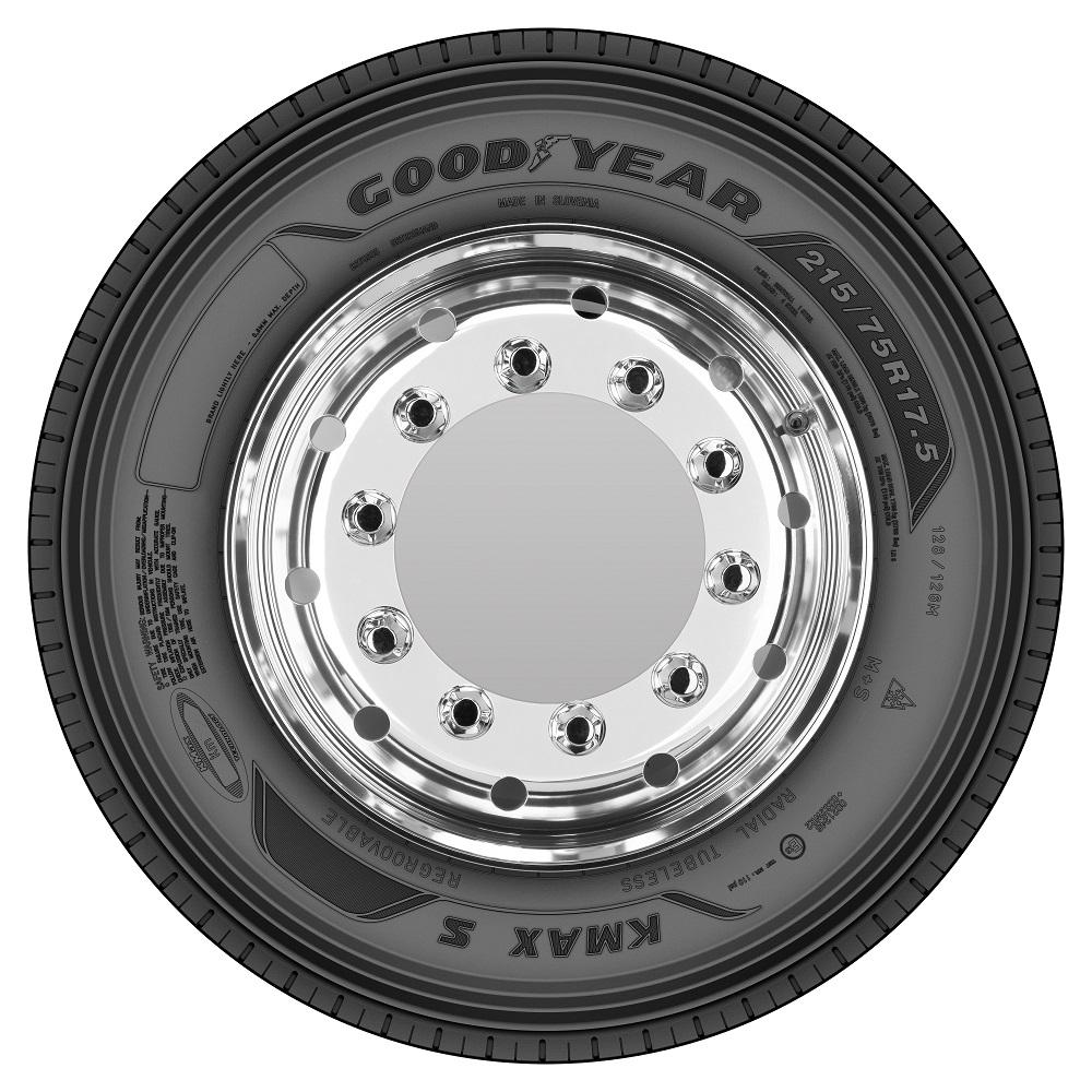 Goodyear lansează noua gamă de anvelope pentru camioanele de tonaj redus