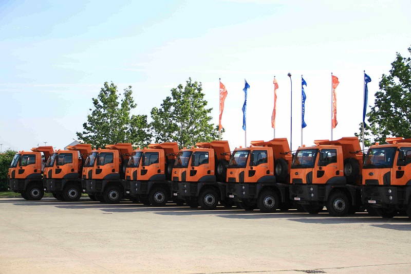 CNAIR a cumpărat 16 camioane Ford Trucks