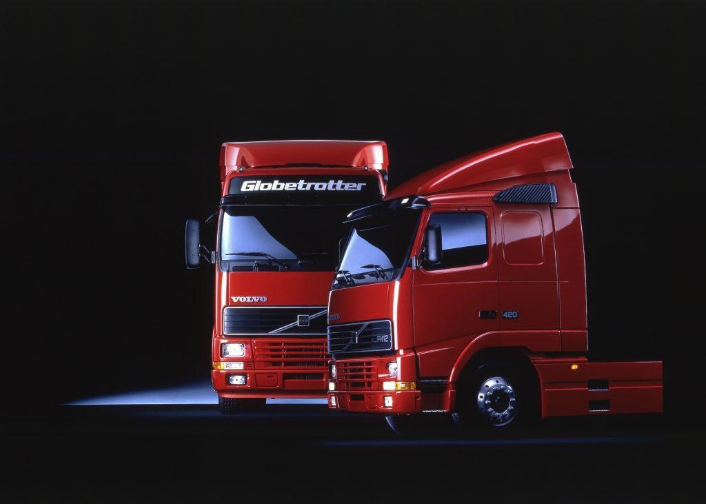 Volvo FH a împlinit un sfert de secol