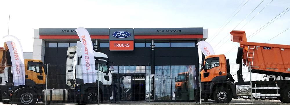 ATP Exodus – noul partener Cefin Trucks