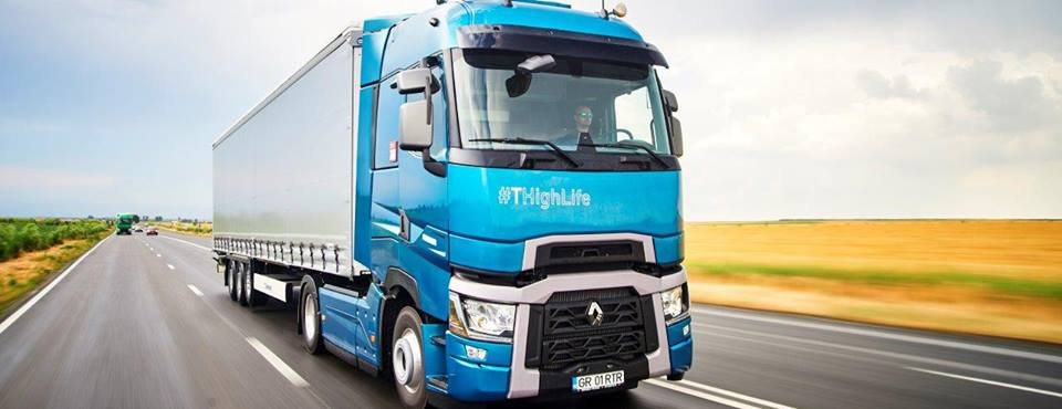 VIDEO – Renault Trucks T High