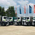 Ford Trucks livrează 14 camioane către Financiar Urban