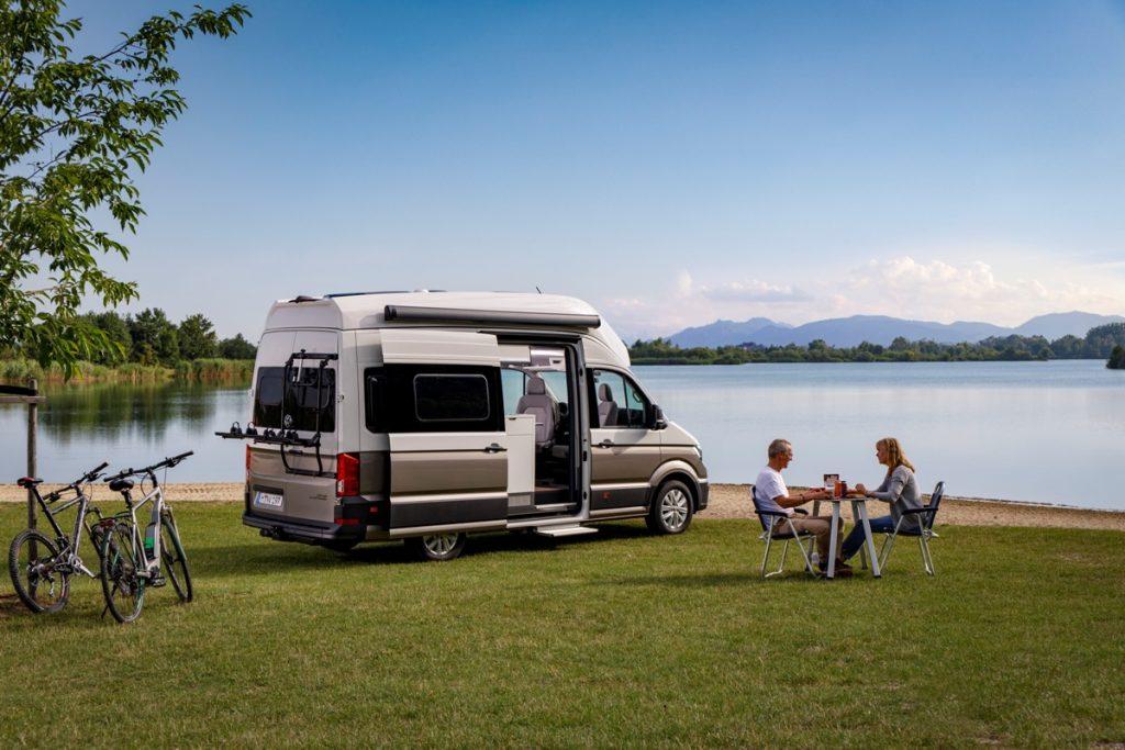 VW Autovehicule Comerciale a prezentat noul Grand California