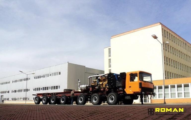 MHS Truck & Bus și Roman SA vor produce camioane militare la Brașov