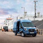 Noul Ford Transit își face debutul global la Salonul de Vehicule Utilitare din Hanovra