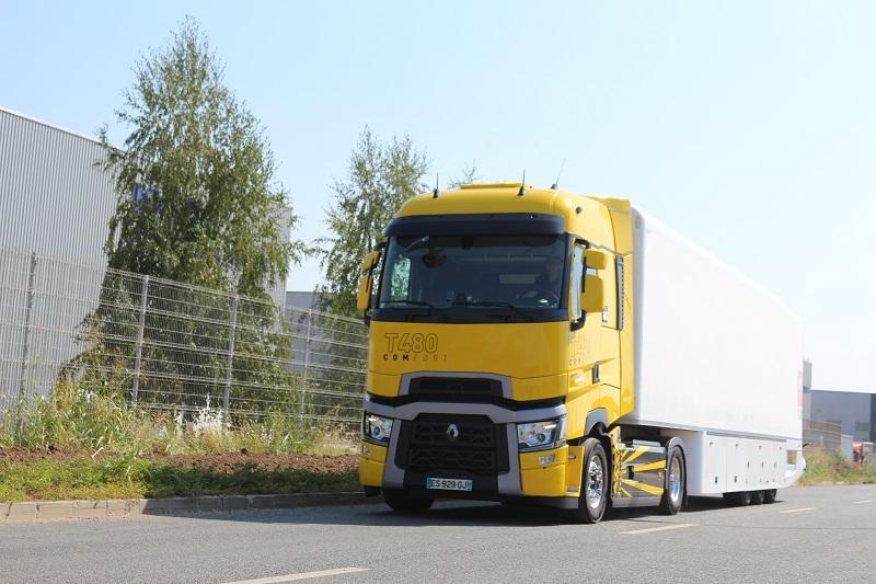 Renault Trucks T High 480 Comfort – confort și eficiență