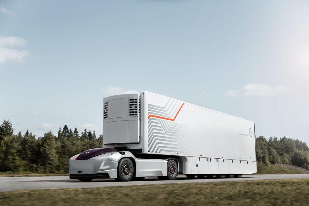 Volvo Trucks prezintă soluțiile de transport ale viitorului – autovehicule electrice autonome