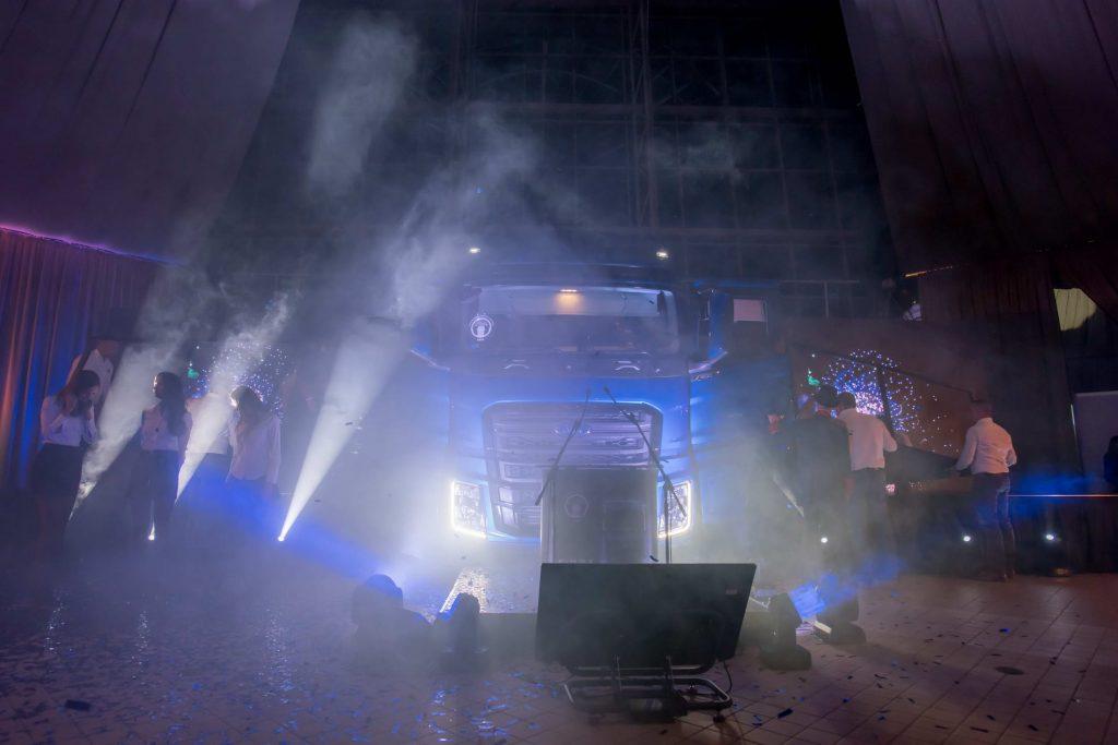 Cefin Trucks a lansat în România noul Ford Trucks F-MAX