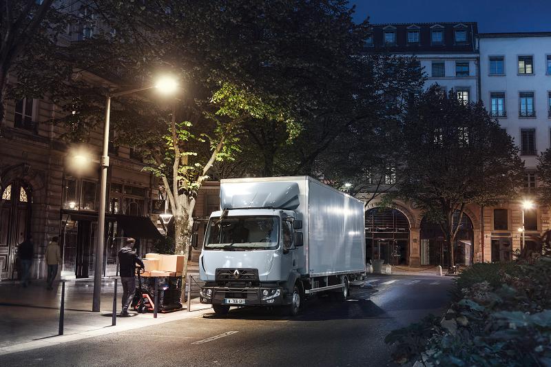Renault Trucks D 2019 – economie de combustibil de până la 7%