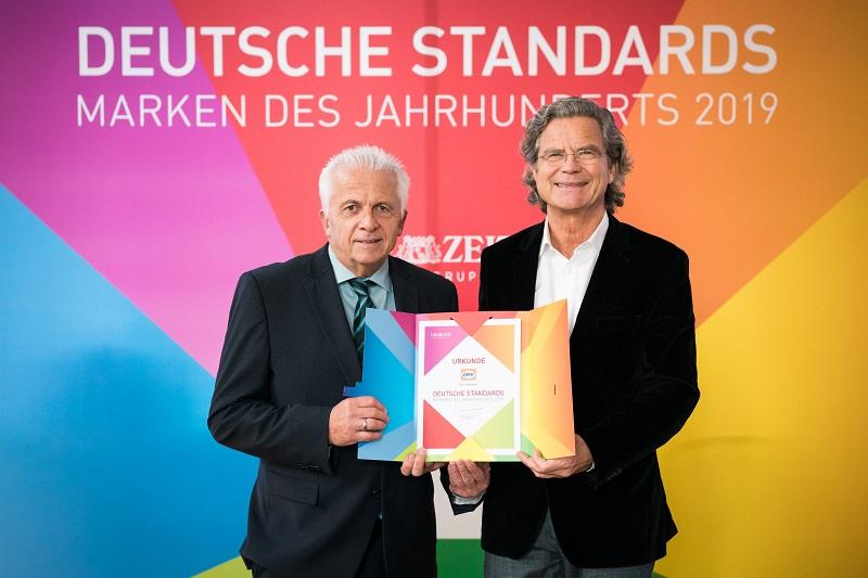 DKV a fost nominalizată în Frankfurt ca una din mărcile secolului.
