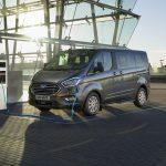 Ford lansează Tourneo Custom într-o versiune Plug-In Hybrid