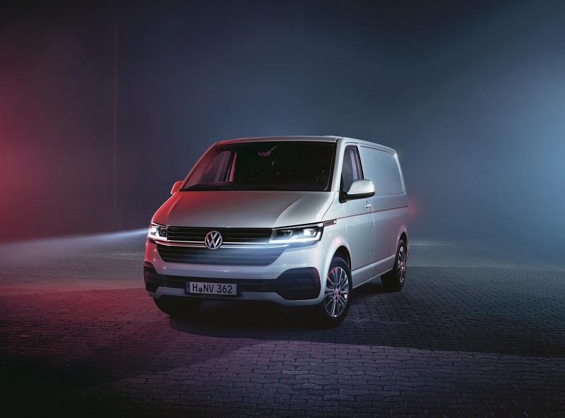 Volkswagen Autovehicule Comerciale a lansat noul Transporter 6.1