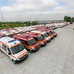 Renault a livrat 122 de ambulanţe către IGSU