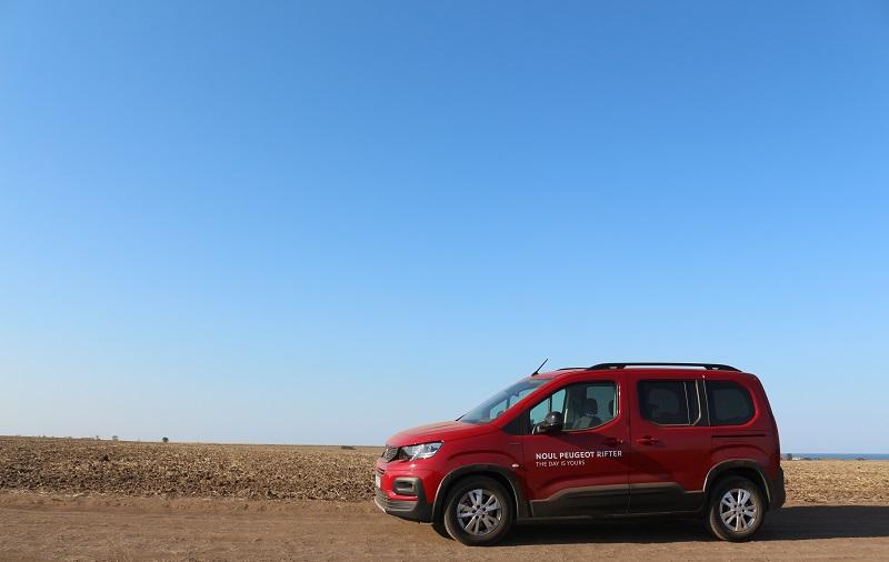 Peugeot Rifter – vârf de gamă în zona de utilitare