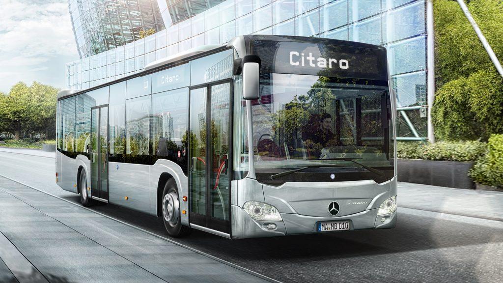 Mercedes-Benz Citaro Hybrid pe străzile din București începând din primăvară