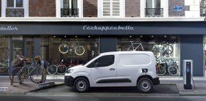 Citroën a prezentat utilitara 100% electrică ë-Berlingo Van