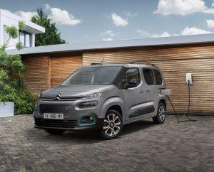 Citroën a prezentat noul ë-Berlingo
