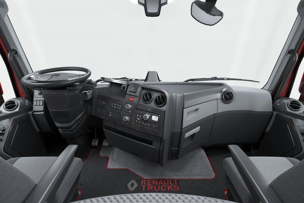 Renault Trucks își actualizează gamele T, T High, C și K în 2021 – camioanele devin mai fiabile, mai economice și mai confortabile