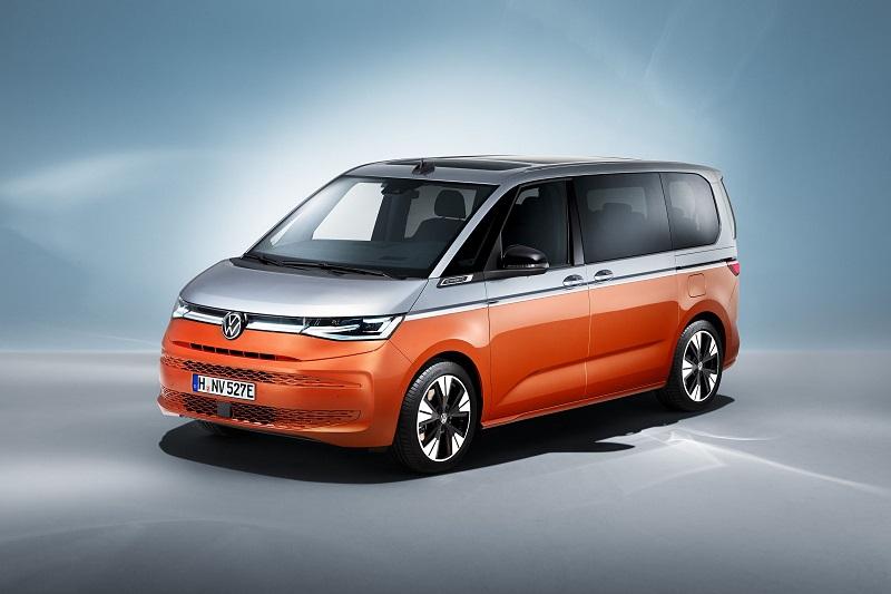 Volkswagen Autovehicule Comerciale a prezentat noul Multivan
