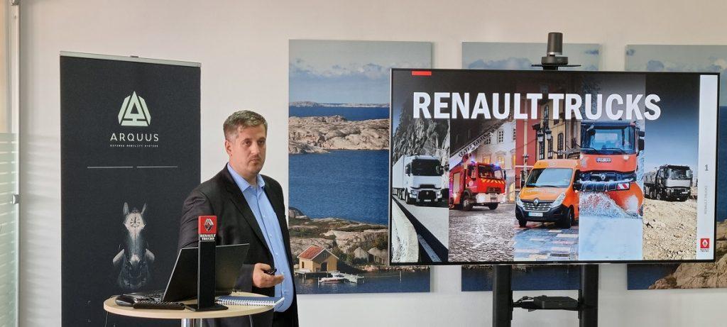 Arquus își prezintă familia de vehicule blindate ușoare Sherpa pentru pregătirea viitoarelor licitații pentru Armata Română
